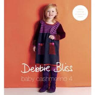 Debbie Bliss Baby Cashmerino 4 Book