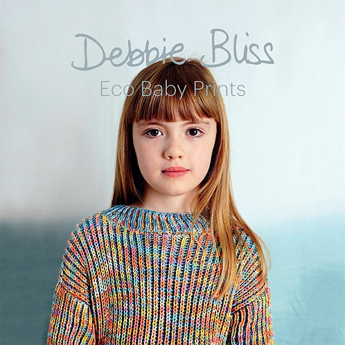 Debbie Bliss Eco Baby Prints Book