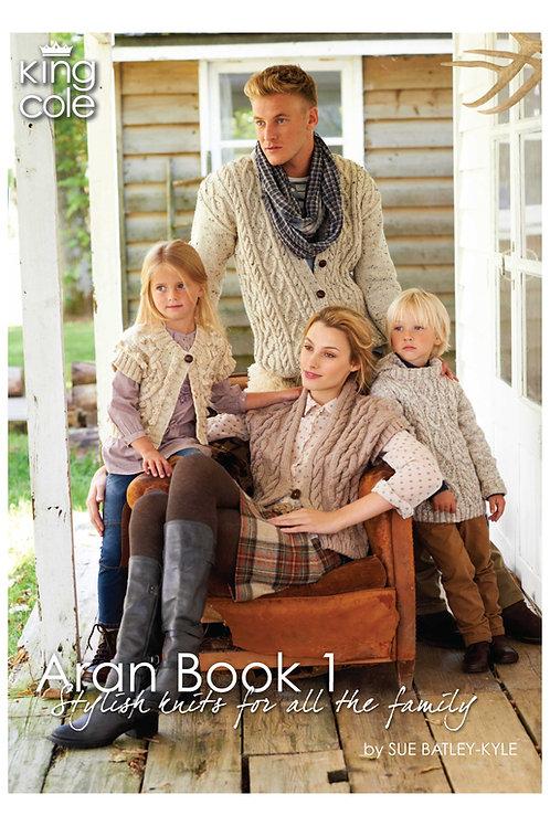 King Cole Aran Book1