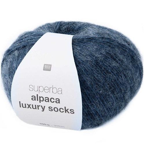 Rico Superba Alpaca Luxury Sock
