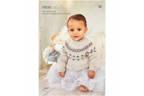 Rico Baby Pattern 927
