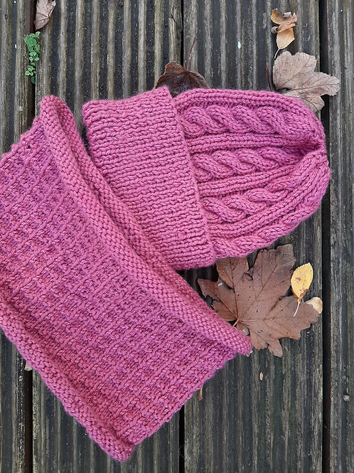 Cheralyn Hat & Cowl Pack.