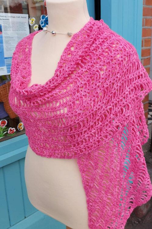 Sweet Sorrel Crochet Wrap/Shawl Pack