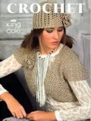 King Cole Crochet Book
