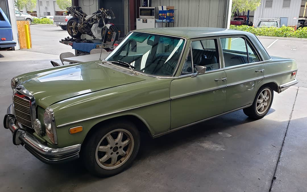 1973 Mercedes 280