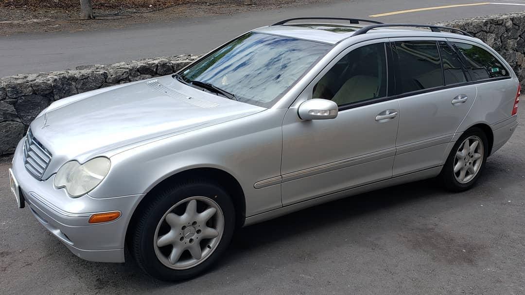 Mercedes Wagon