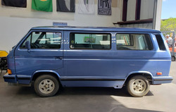 A well preserved Vanagon