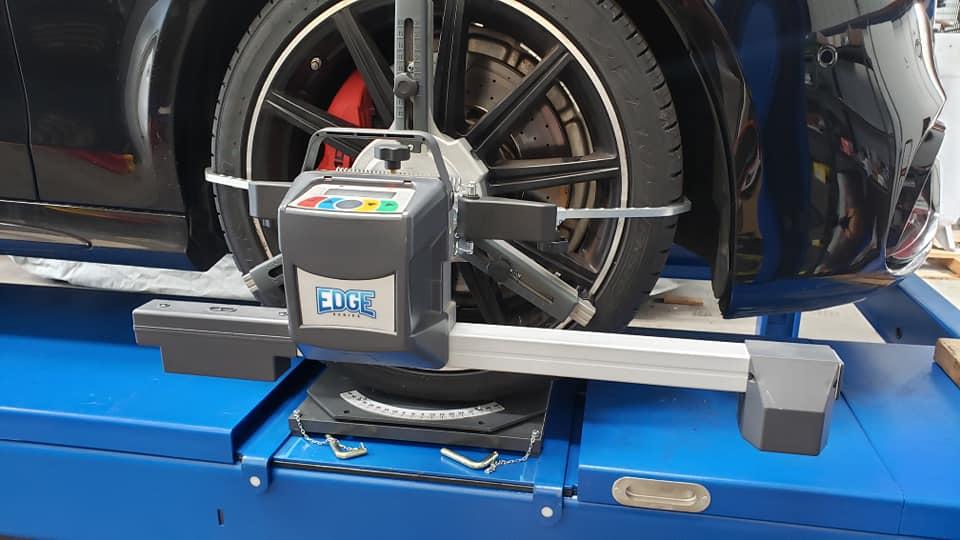 Wheel Alignment Sensor Head