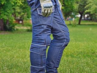 Кожаные штаны для мото: чего ждать?