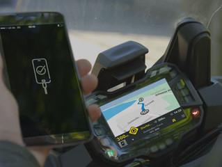Смартфон в твоем мотоцикле