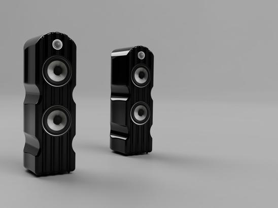 Speaker Design & Development