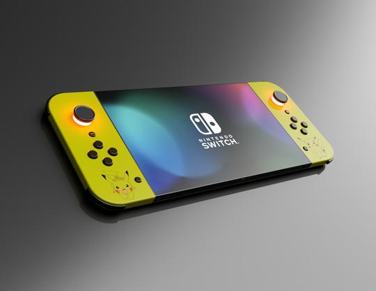 Nintendo Switch Concept Design