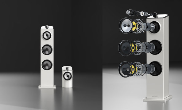Bowers & Wilkins New 700 Series Concept