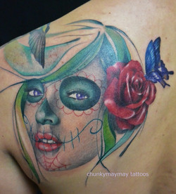 Day of the Dead 2014