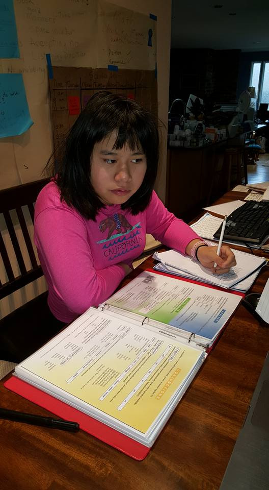 """""""Everyday PCDH19 is a fight for what we seemed to have taken for granted, as when tiffany has seizures she holds her breath and loses oxygen."""" Cheng K."""