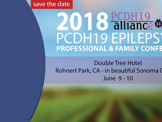 PCDH19 Conference live-blog