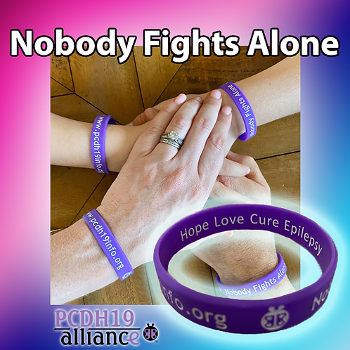 PCDH19 Alliance Wristbands