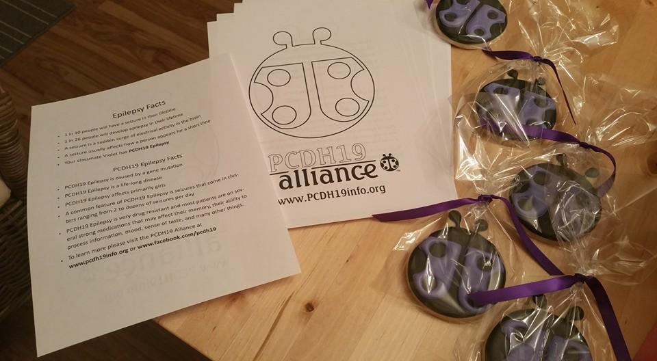 McManus cookies and fact sheets