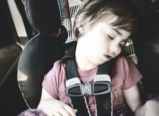The Car Seat - to - Booster Seat Struggle