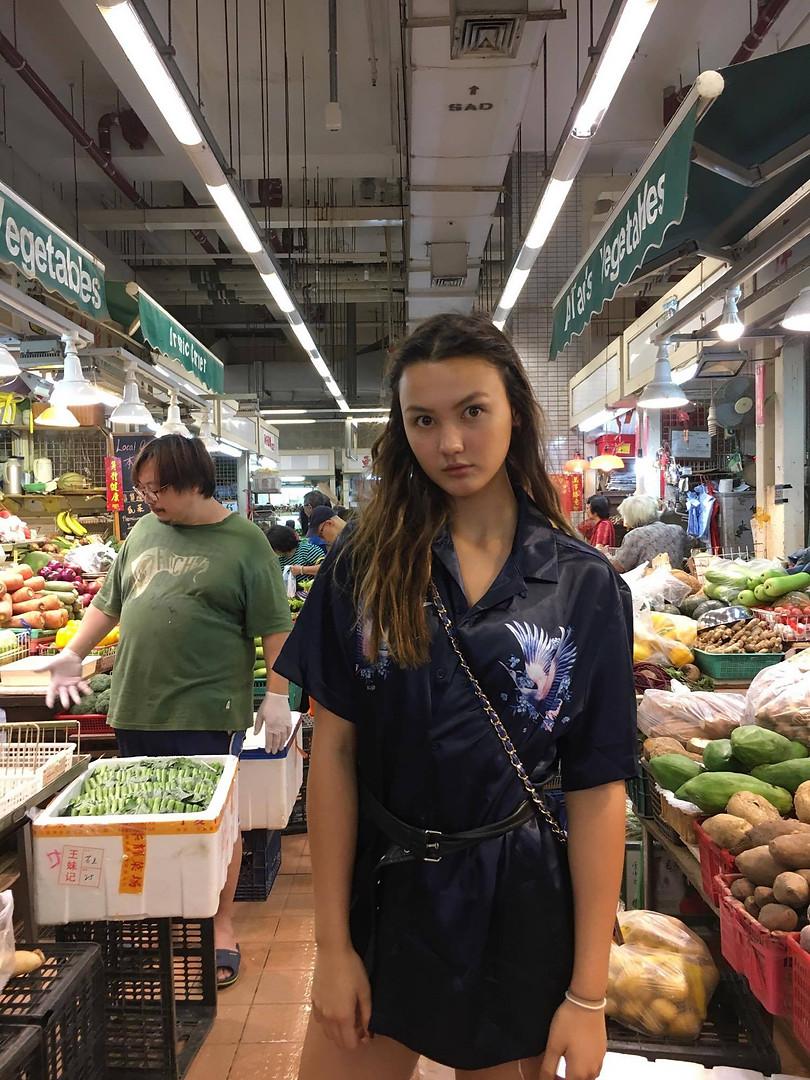 Sai Ying Pun Market 2017