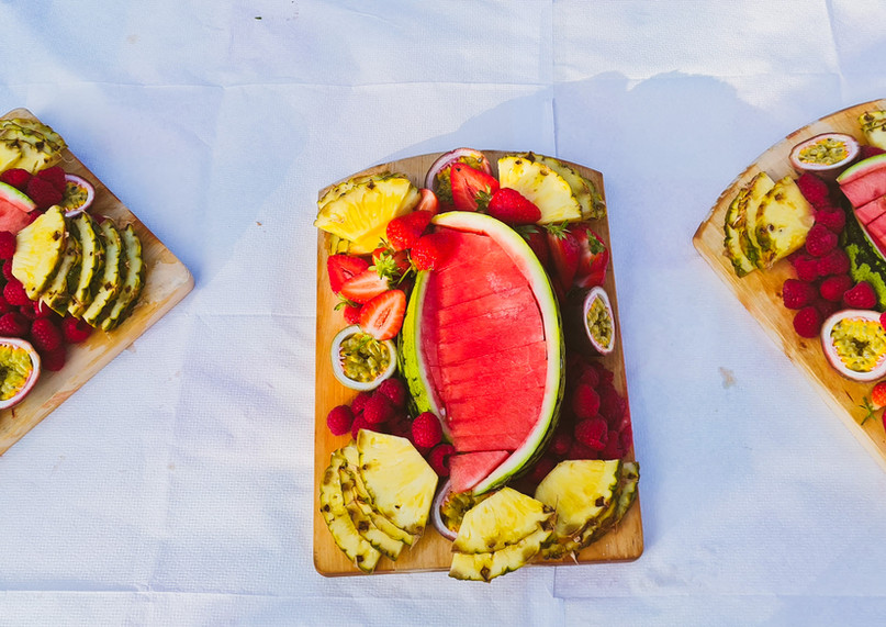 Our Fruit Plate