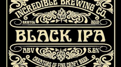 CASE OF 12 x 500ml BOTTLE BLACK IPA