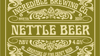 CASE OF 12 x 500ml BOTTLE NETTLE BEER