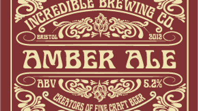 CASE OF 12 x 500ml BOTTLE AMBER ALE 4%