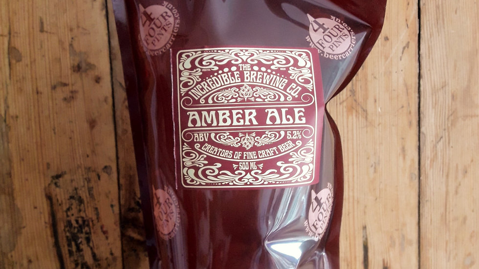 AMBER ALE   4 PINTS