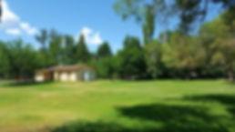 Grounds at the Bishop Elks Park