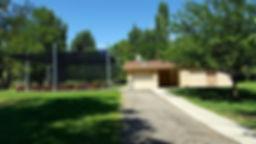 View of the facilities at Bishop Elks Park