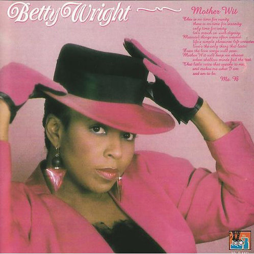 """Betty Wright """"Mother Wit"""" LP (Sealed)"""