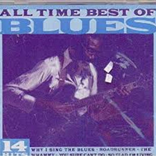 Various Artist / All Time Best Of Blues