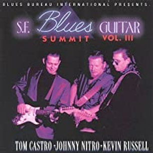 Various Artist / S.F. Blues Guitar Summit Volume II