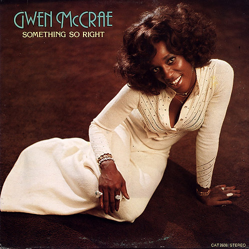 "Gwen McCrae ""Something So Right LP(Sealed)"