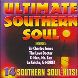 Varioust Artist / Ultimate Southern Soul