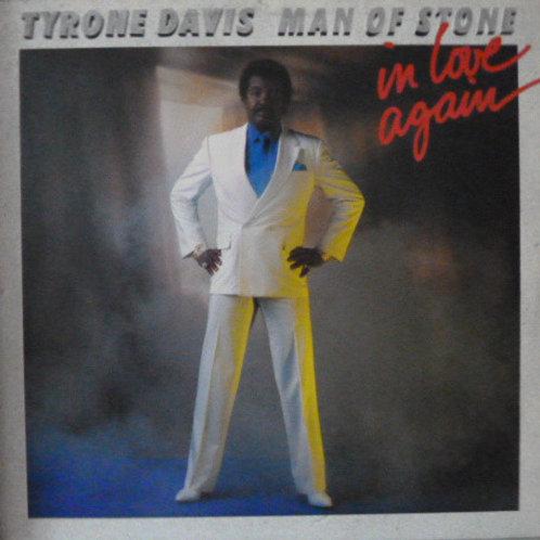 "Tyrone Davis ""In Love Again"" LP (SEALED)"