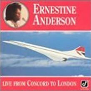 Ernestine Anderson / Live From Concord To London