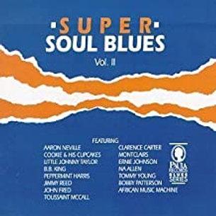 Various Artist / Super Soul Blues  Vol. II