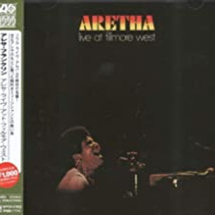 Aretha Franklin / Live At Filmore West