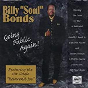 Billy Soul Bonds / Going Public Again