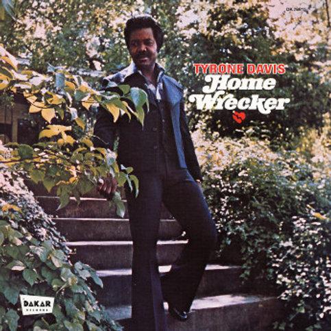 "Tyrone Davis ""Home Wrecker"" LP (SEALED)"