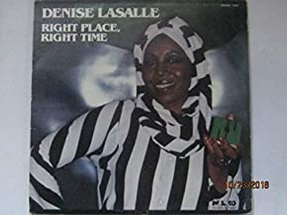 Denise LaSalle / Right Place, Right Time