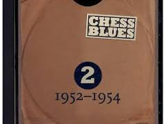 Various Artist / Chess Blues #2  (1952-1954)