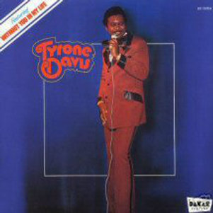 """Tyrone Davis """"Without you in my life"""" LP  SEALED"""