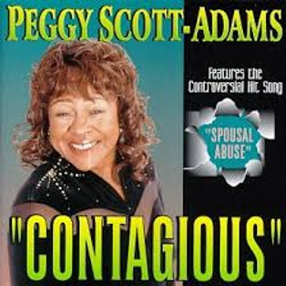 Peggy Scott- Adams / Contagious