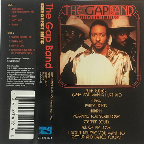 The Gap Band / Greatest Hits