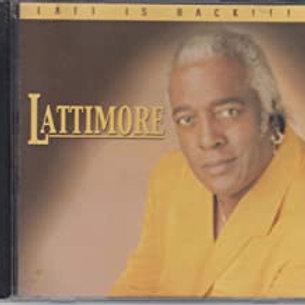 Latimore / Latt Is BACK