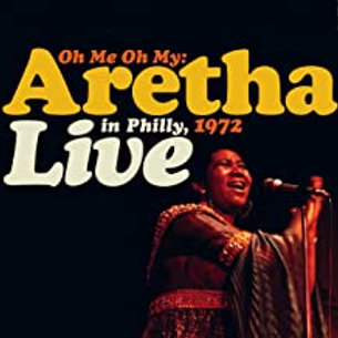 Aretha Franklin / Live In Philly 1972