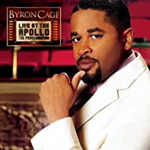 Byron Cage / Live At The Apollo